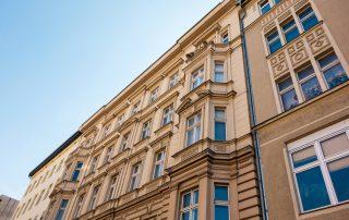 Häuserfront | Immobilienmangement